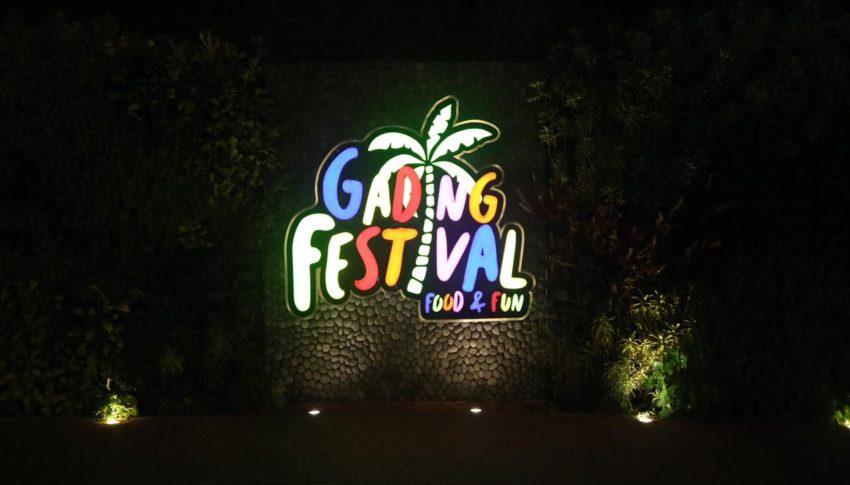 Wajah Baru Gading Festival Sedayu City: Sarat Akan Natal