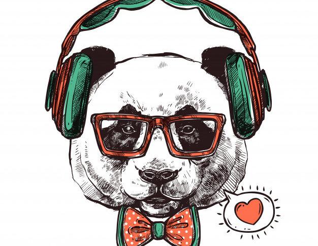 Viral Bahasa Panda di Soal UTBK 2020