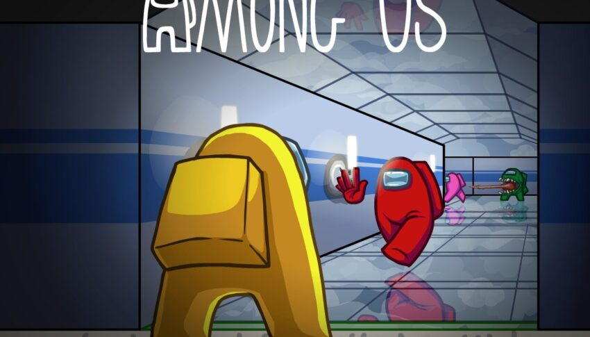 SOMETHING GOOD ABOUT US: AMONG US