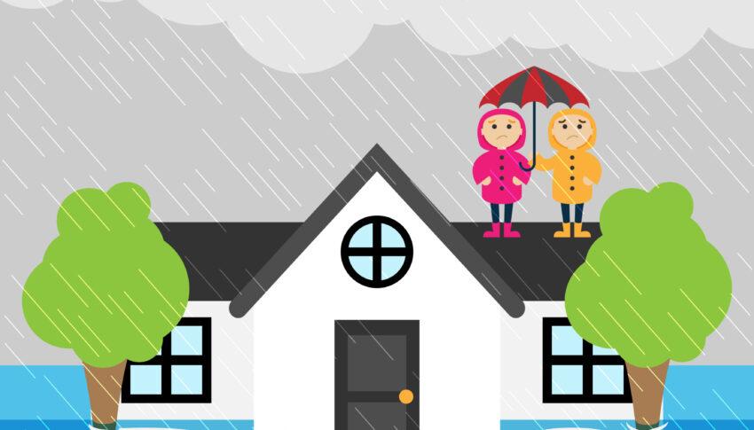 Tips Waspada Banjir dan La Nina Ala Pelajar Masa Corona