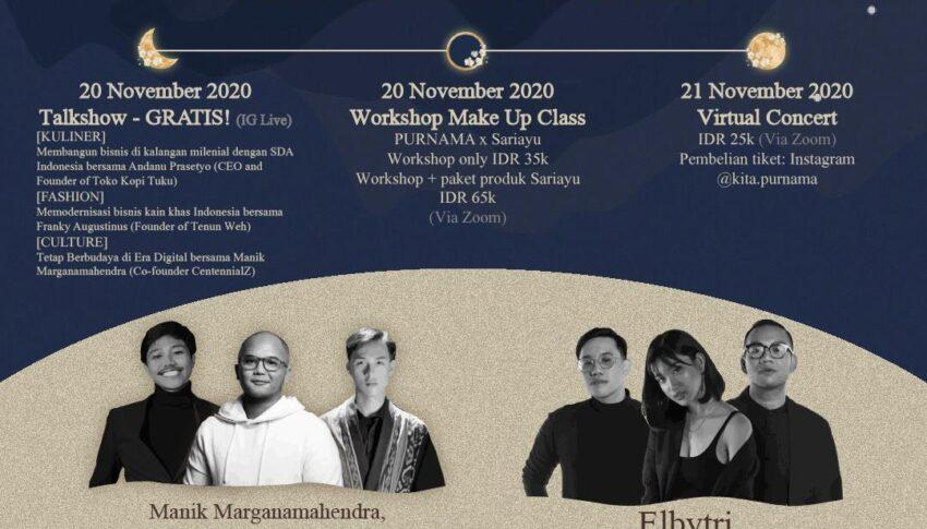 Closing Ceremony PURNAMA: Fase Terakhir dalam Event 'Pusaka Nusantara tuk Muda Indonesia'
