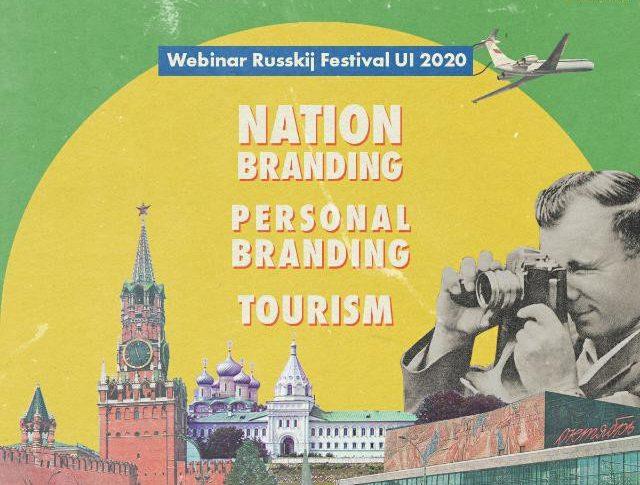 Russkij Festival UI ; Jalan-jalan Keliling Rusia Yuk!