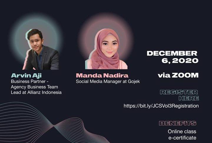 JAKARTA CREATIVE SOCIETY VOL 3