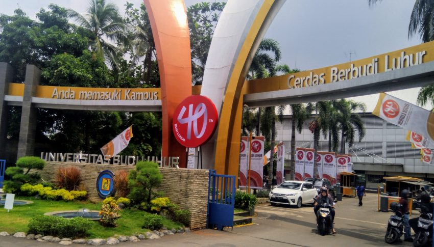 Review Kampus:  Universitas Budi Luhur