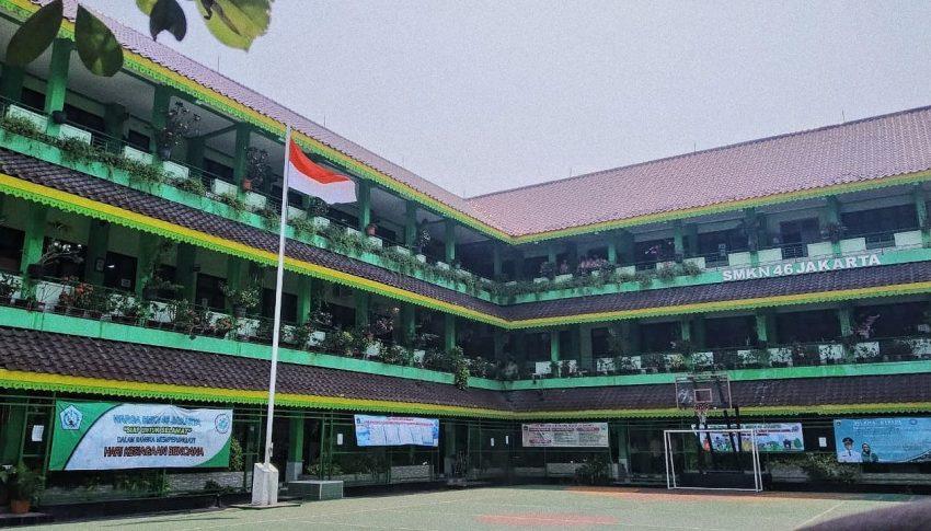 Review Sekolah Menengah Kejuruan : SMKN 46 JAKARTA