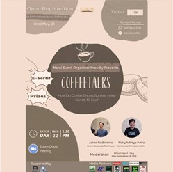 Coffee Talks: How Do Coffee Shops Survive in the Covid-19 Era with Owner Baraka and Co-Founder Paradista Coffee
