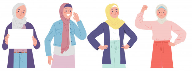 Trend Hijab Fashion Masa Kini