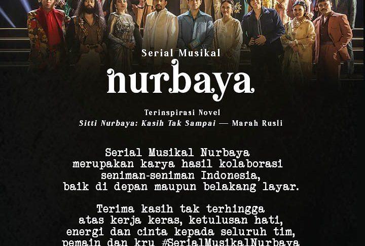 Serial Musikal Nurbaya: Mengungkap Keadilan Melalui Cinta