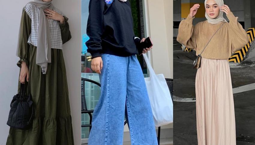 Inspirasi Fashion Hijab Modis dan Kekinian dari 3 Selebgram yang Wajib Kamu Follow