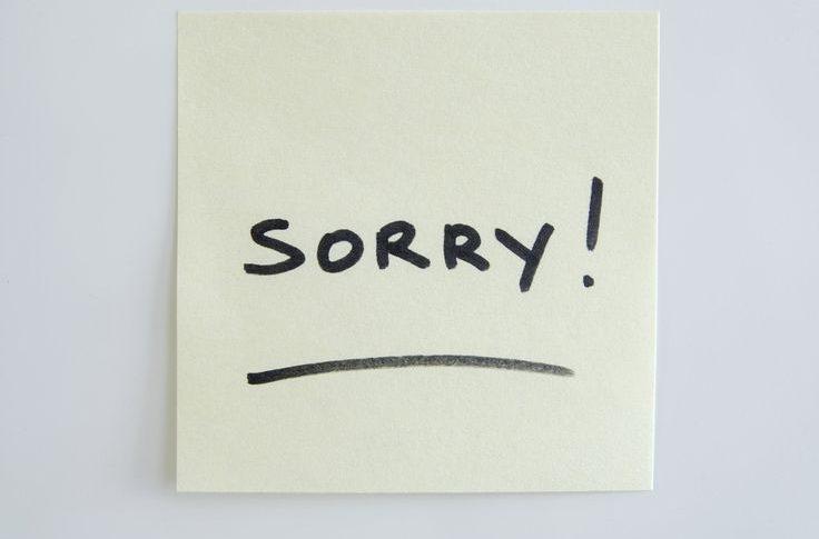 Ternyata Minta Maaf Secara Berlebihan Gak Baik lho, Kenapa ya?
