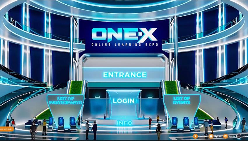 Tingkatkan Kompetensi dan Karirmu melalui ONE-X (Online Learning Expo)
