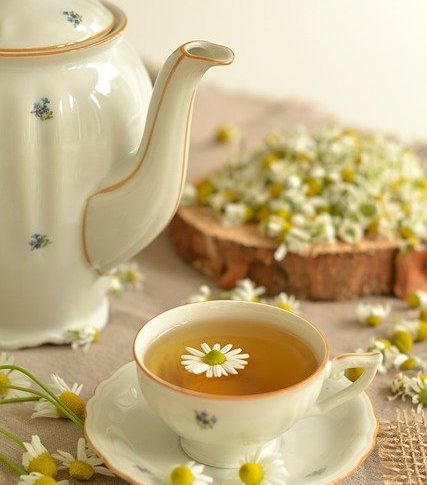 Bosen Ngeteh Biasa? Yuk, Cobain Flower Tea!
